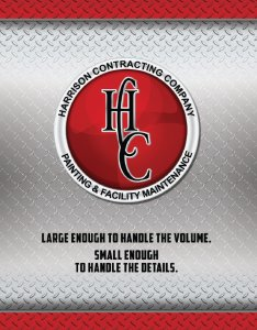 Harrison Contracting Company Brochure