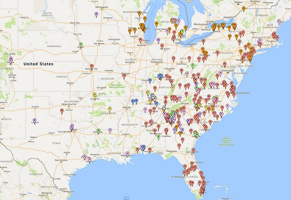 Job Map Sept 2016
