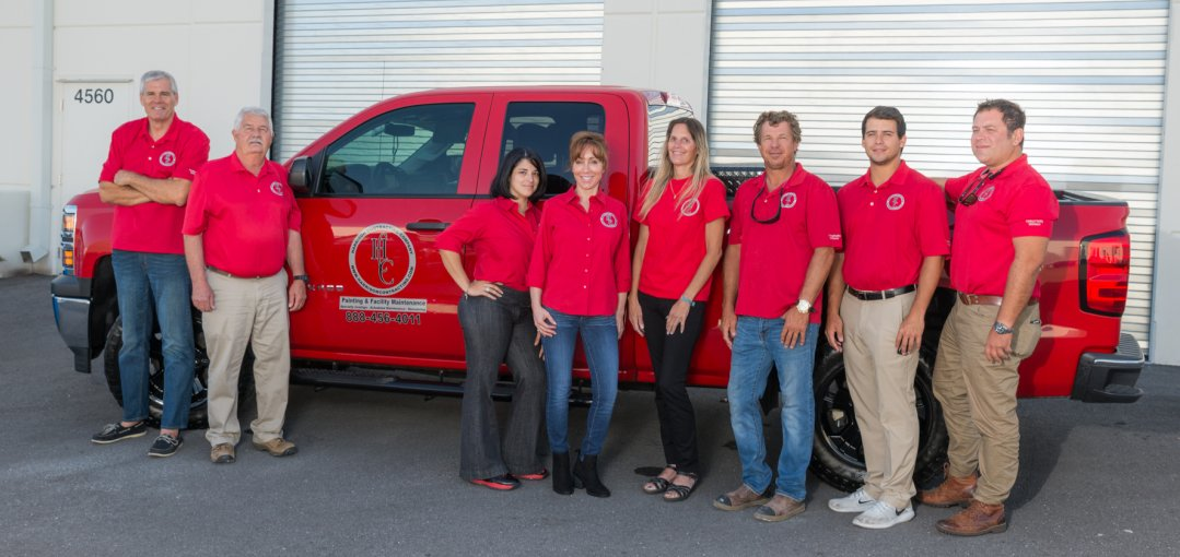 Harrison Contracting Company Tampa Team